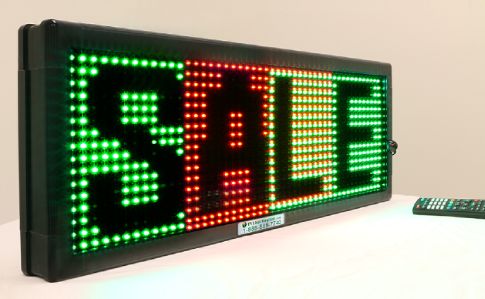 Customizable LED Signs