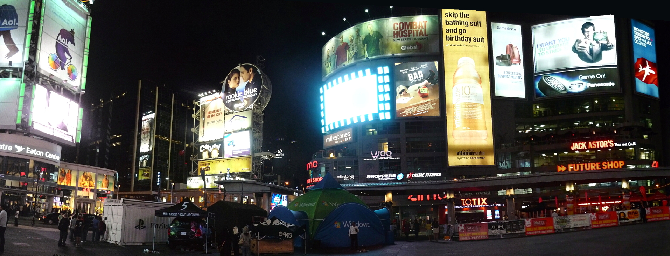 Canada Prefers an LED Sign from TV Liquidator