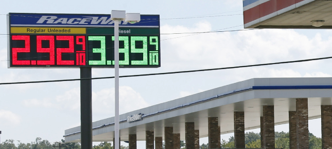 Gas Price LED Signs: The Future for Gas Stations
