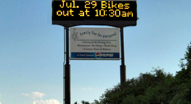 LED Signs in Texas