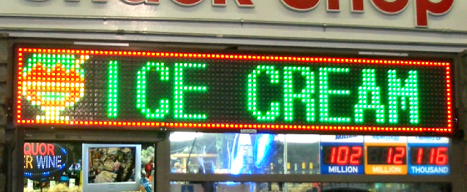 LED Signs Bring New Customers to Liquor and Convenience Stores