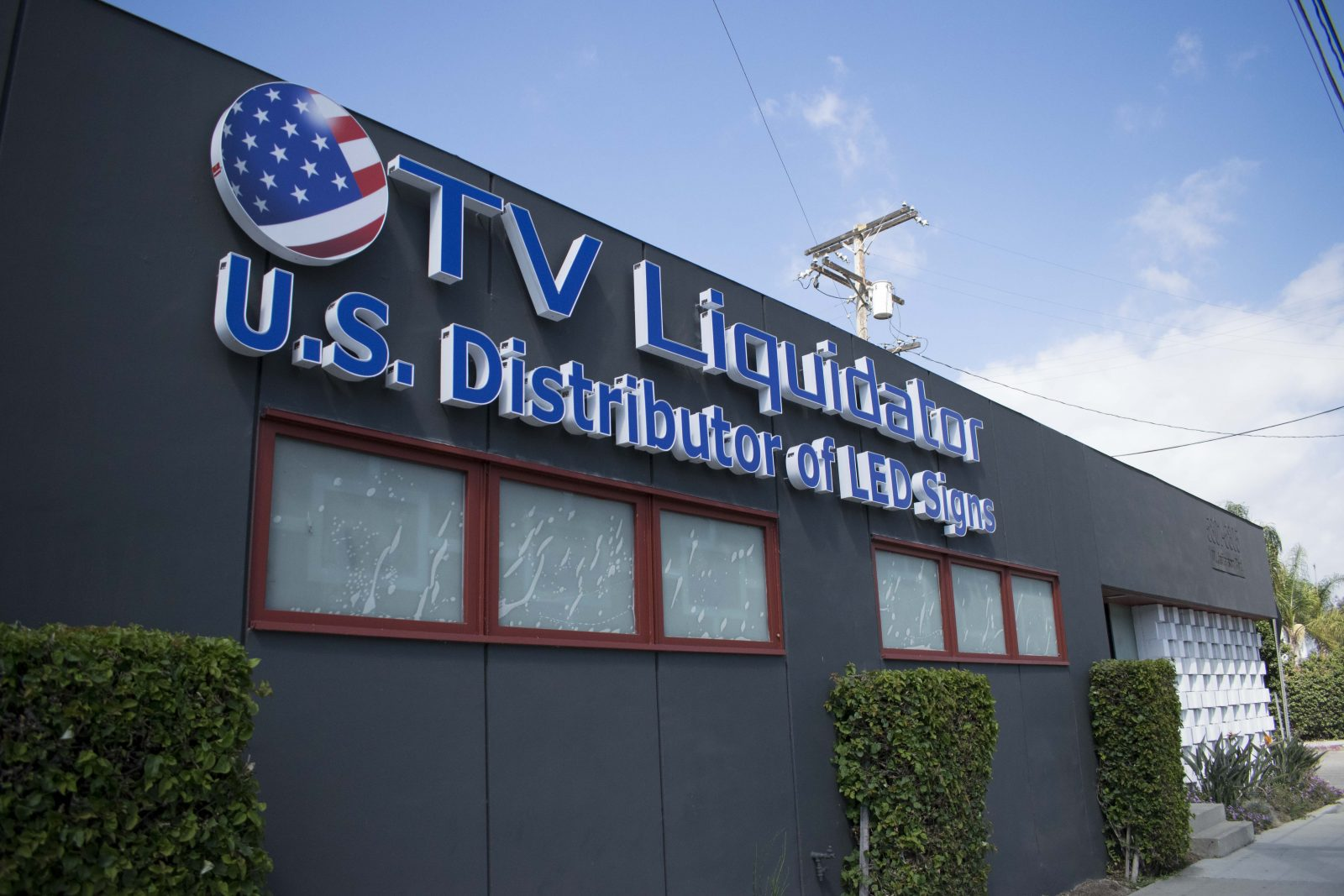 TV Liquidator Headquarters