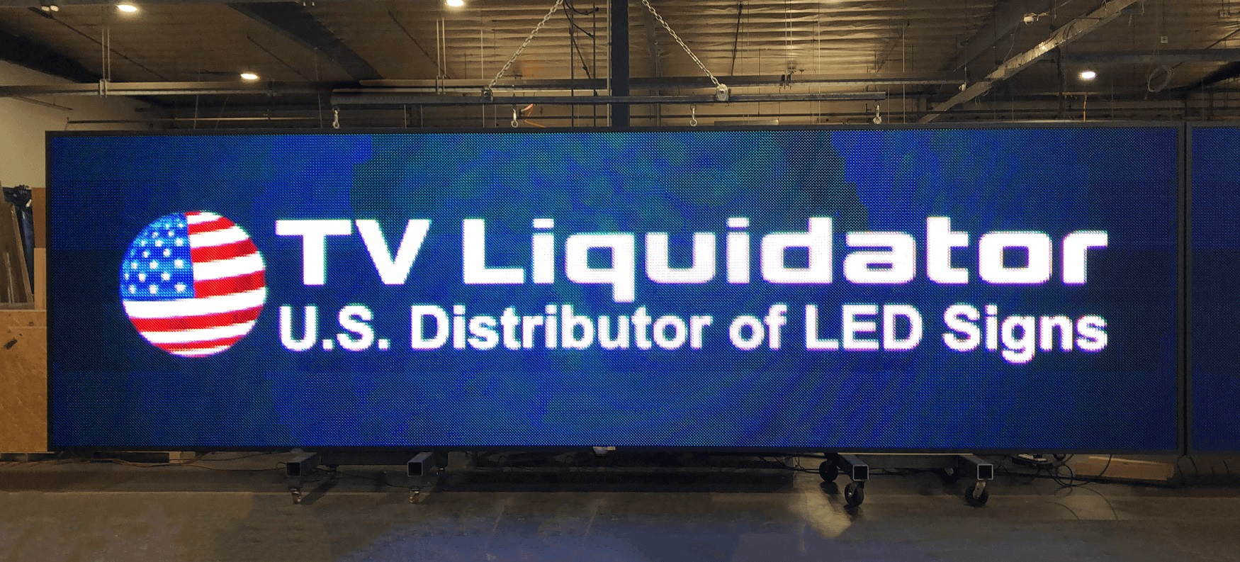 Custom Sized LED Billboards